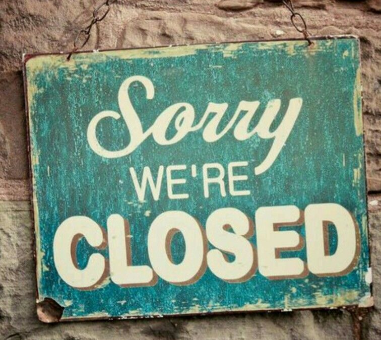 Coventry Office Closed Until April 6