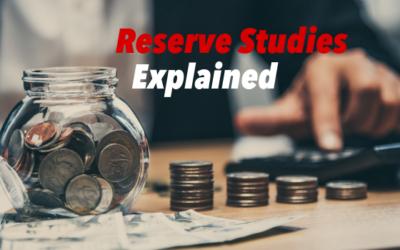 Reserve Studies Explained