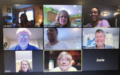 Coventry Staff Meeting – Our New Normal